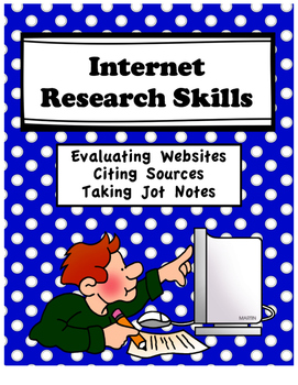Internet Research Methods Mini-Unit