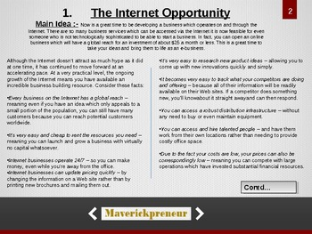 Internet Riches - Scott Fox Summary