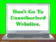 Internet Rules Poster Set