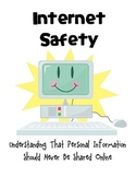 Internet Safety: A Lesson on Sharing Personal Information Online