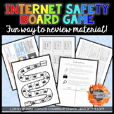 Internet Safety Board Game