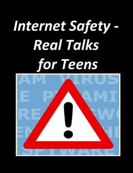 Internet Safety Bundle – Real Talks for Teens