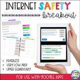 Internet Safety Digital Breakout