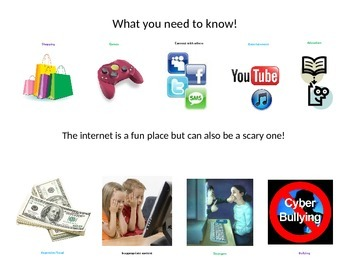 Internet Safety (Grades 2-3)- power point only