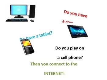 Internet Safety (Grades 4-6)