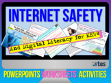 Internet Safety Unit (12 hours of lessons)