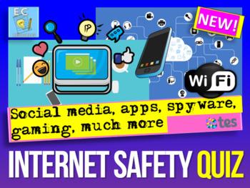 Internet Safety Quiz