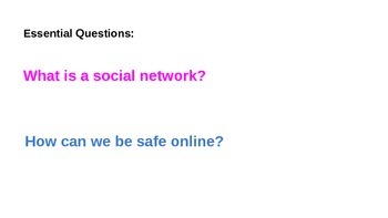 Internet Safety Social Networking