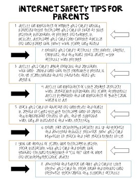 Internet Safety Tips for Parents