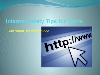 Internet Safety Tips for Teens and Preteens