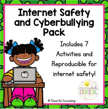 Internet Safety and Cyberbullying Pack
