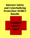 Internet Safety and Cyberbullying Protection YEARLY Bundle