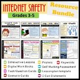 Technology Internet Safety & Digital Citizenship Resource Bundle
