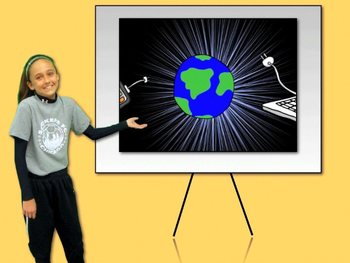 Internet Safety and Digital Citizenship Student Music Video and Script