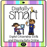 Internet Safety and Digital Citizenship (Three Lessons)