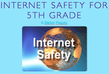 Internet Safety for 5th Grade
