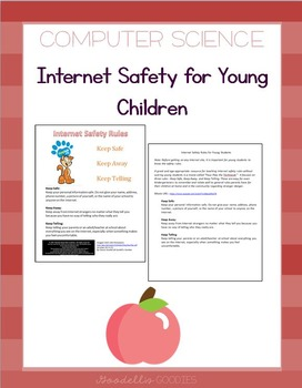 Internet Safety for Young Students