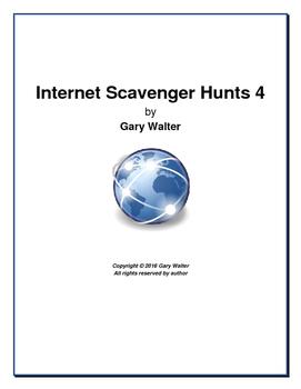 Internet Scavenger Hunts 4