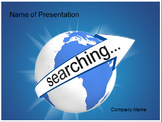 Internet Search PowerPoint Template