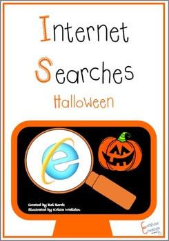 Internet Searches - Halloween (ISTE 2016 Aligned)