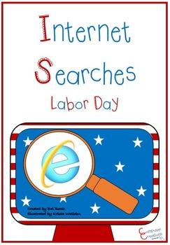 Internet Searches Web Quest - Labor Day