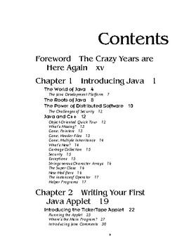 "Internet Series By Java Programming Language ""HANDBOOK"""