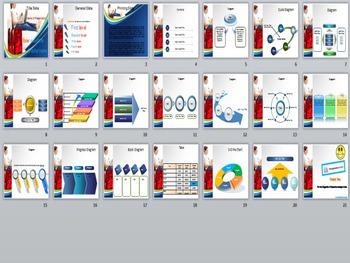 Internet Shopping PowerPoint Template