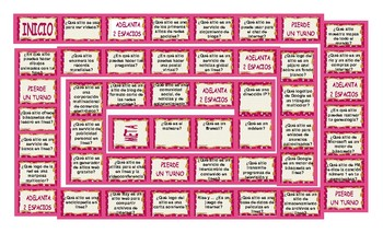 Internet Sites Spanish Board Game