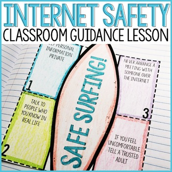 Internet/Technology Safety Classroom Guidance Lesson (Uppe