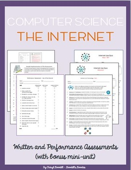 Internet Use Assessment Pack