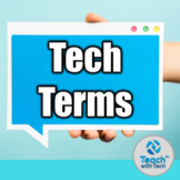 Tech Term Definitions Activity