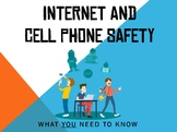 Internet and Cell Phone Safety - What You Need to Know (Po