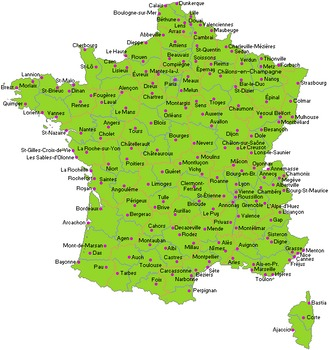 Internet creative French people  in the USA lesson plan for substitute