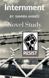 Internment Novel Study