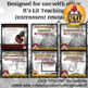 Internment Reading Journal and Workbook