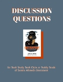 Internment by Samira Ahmed: Discussion Questions for Class