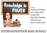 Internship Supervisor Bundle