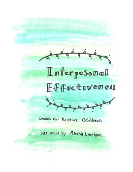 Interpersonal Effectivness