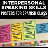 Classroom Decor: Interpersonal Communication Skills Poster