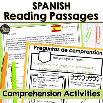 Interpersonal writing activities- Spanish 1