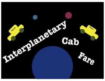 Interplanetary Cab Fare
