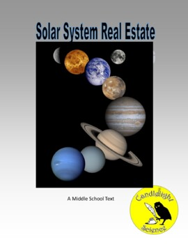 Solar System Real Estate - Science Reading Passage (2 levels)