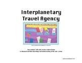 Interplanetary Travel Brochure