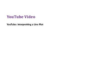 Interpret Data Using a Line Plot PowerPoint
