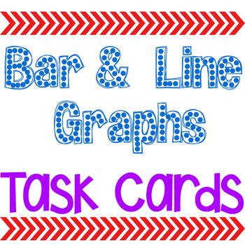 Interpret Data on Bar and Line Graphs