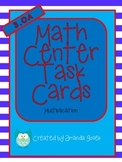 Common Core Math Center 3.OA