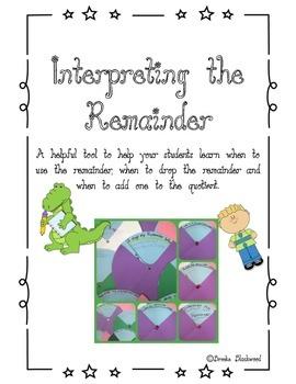 Interpret the Remainder