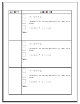5th Grade Conferring Plans and Small Group Planner: Interpretation Book Clubs