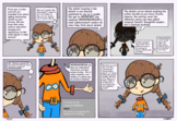 Interpretations in Reading Comic Strip