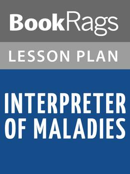 Interpreter of Maladies Lesson Plans